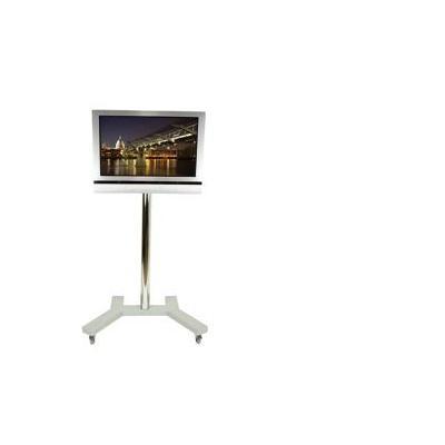 B-Tech Medium LCD Display Trolley BT7504 TV standaard - Zilver