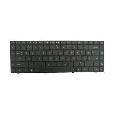HP Keyboard (INTERNATIONAL) notebook reserve-onderdeel - Zwart