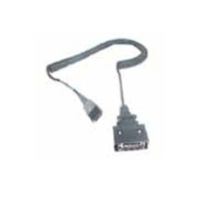 Honeywell Headset coiled adapter cable, includes quick disconnect Kabel adapter - Zwart