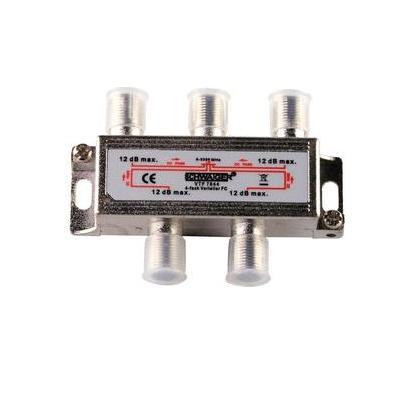 Schwaiger VTF7844531 kabel splitter of combiner