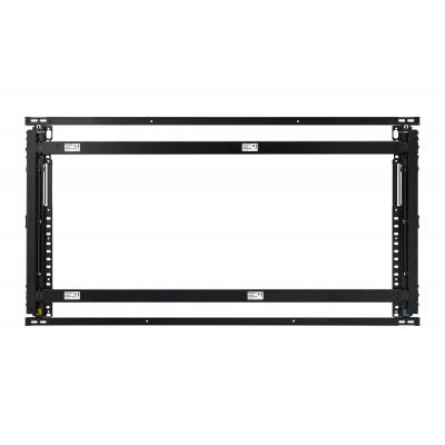 Samsung montagekit: wall mount for video wall display, 10.4kg - Zwart
