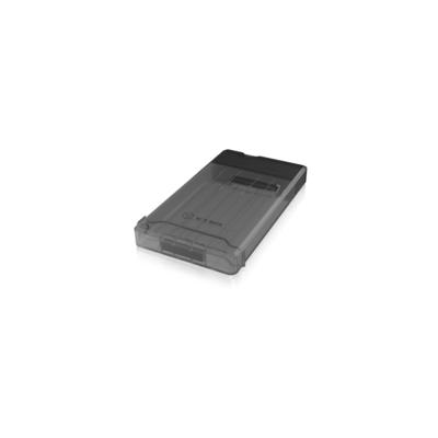 ICY BOX IB-235-U3 Behuizing - Zwart