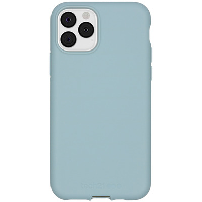 Antimicrobial Backcover iPhone 11 Pro - Pewter - Grijs / Grey Mobile phone case