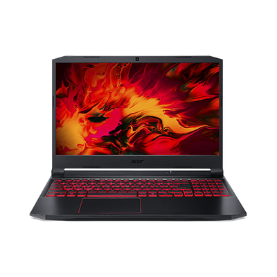Acer Nitro AN515-55-55R8 - QWERTY Laptop - Zwart