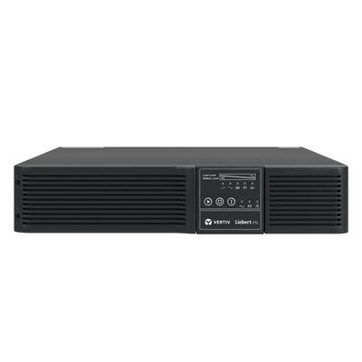Vertiv Liebert PSI XR 1500 VA (1350 W) 230 V rack/toren-UPS UPS - Zwart
