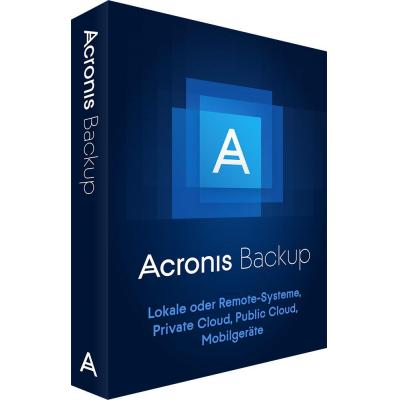 Acronis Backup 12 Virtual Host backup software