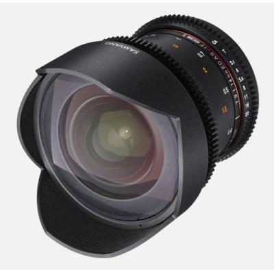 Samyang 14mm T3.1 VDSLR ED AS IF UMC II Camera lens