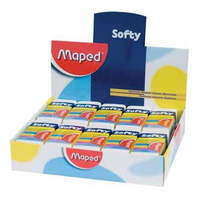 "Maped gummen: D.20 GOMMEN ""SOFTY"""