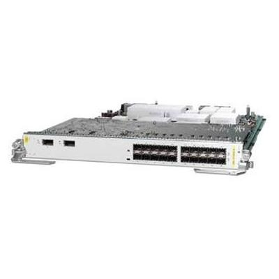 Cisco 2-Port 10GE, 20-Port GE Low Queue Combo Line Card, requires XFPs for 10GE, SFPs for GE, Refurbshed netwerk switch .....