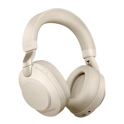 Jabra Evolve2 85, UC Stereo, USB-C Headset - Beige