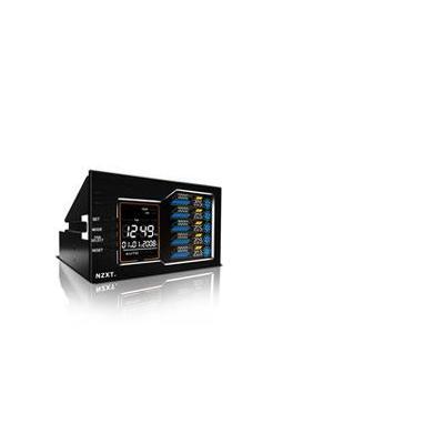 Nzxt ventilator snelheidcontroller: Sentry LX - Zwart