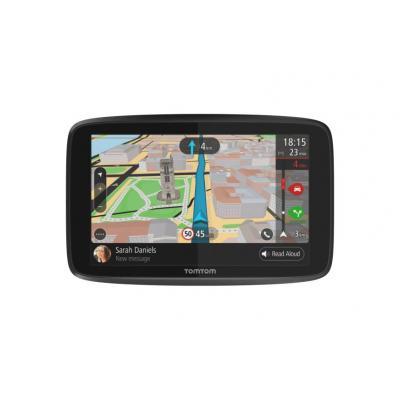 Tomtom navigatie: GO 6200 - Zwart, Grijs