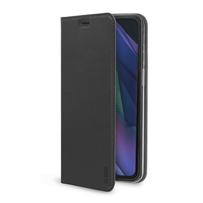 SBS Folio Case, Black Mobile phone case - Zwart