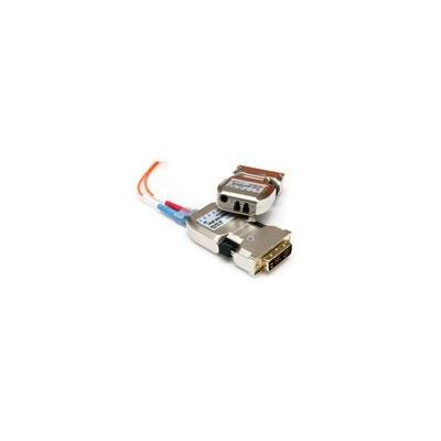 Opticis console extender: 2-fiber DVI extender set