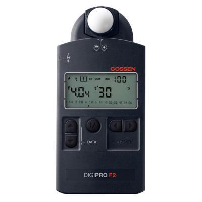 Gossen lichtmeter: Digipro F2 - Zwart