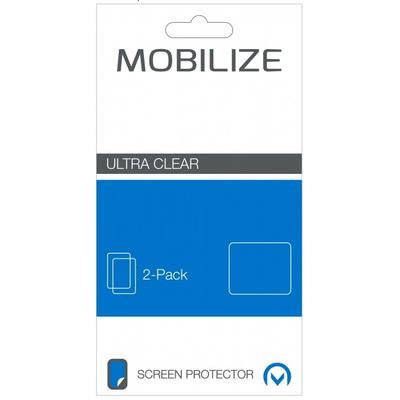Mobilize Clear 2-pack Screen Protector Motorola Google Nexus 6