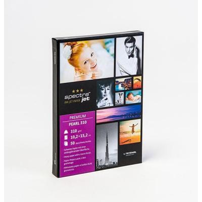 Tetenal fotopapier: SpectraJet Premium Pearl 310gsm 6x4 50 Sheets