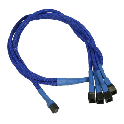 Nanoxia 900200005 Kabel adapter - Blauw