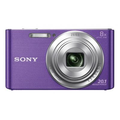 Sony digitale camera: Cyber-shot DSC-W830 - Paars
