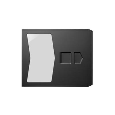 Corsair Computerkast onderdeel: Graphite Series 230T Windowed Side Panel Black - Zwart