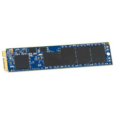 OWC Aura SSD - Blauw