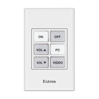 Extron EBP 50 Drukknop-panel