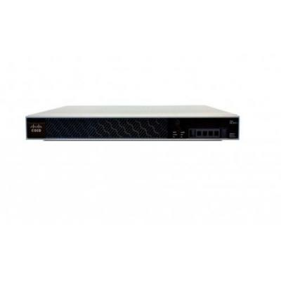 Cisco ASA5512-K9 - firewall services, 250 IPsec VPN peers, 2 SSL VPN peers, 6 copper Gigabit Ethernet data ports, .....