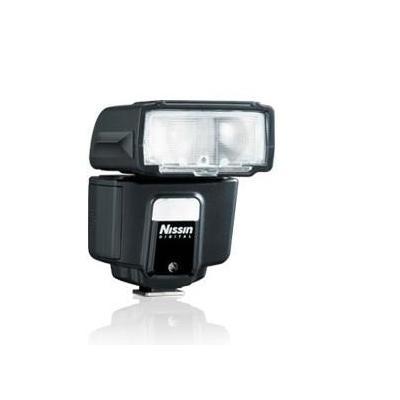 Nissin camera flitser: i40 - Zwart