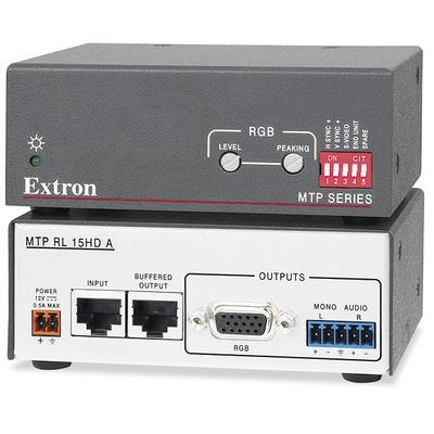 Extron MTP RL 15HD A Reciever - Zwart