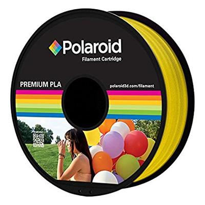 Polaroid PL-8021-00 3D printing material - Transparant, Geel