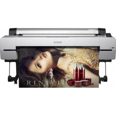 Epson grootformaat printer: SureColor SC-P20000 - Zilver