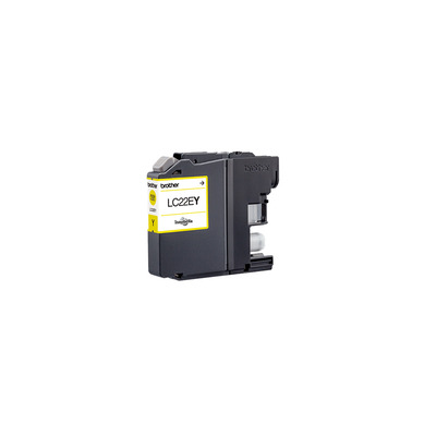 Brother LC-22EY inktcartridge