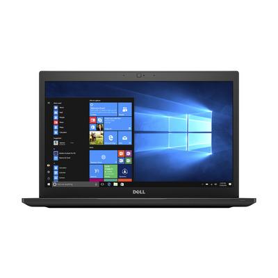 Dell laptop: Latitude 7490 - Zwart