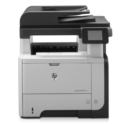 HP LaserJet Pro M521dw Multifunctional - Zwart