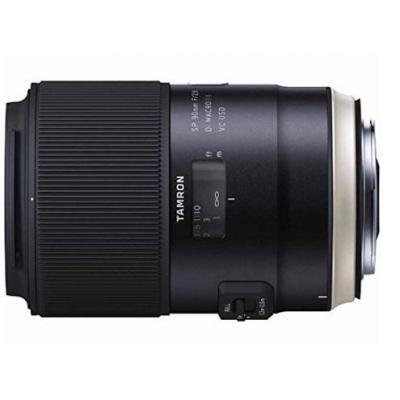 Tamron camera lens: F017 - Zwart