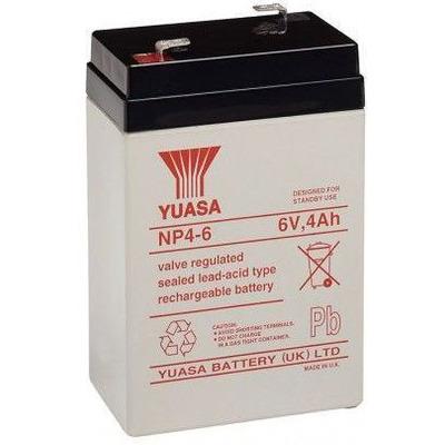 CoreParts MBXLDAD-BA034 UPS batterij - Zwart,Zilver