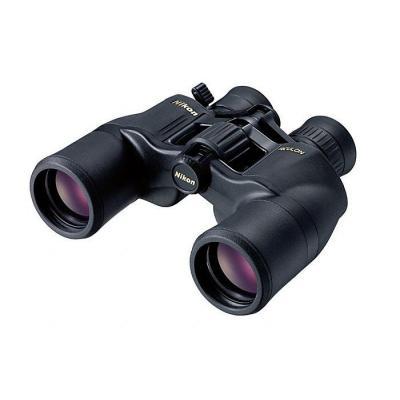 Nikon verrrekijker: Aculon A211 8-18x42 - Zwart