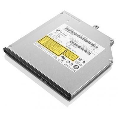 Lenovo ThinkPad Ultrabay 9.5mm Brander - Zwart, Zilver