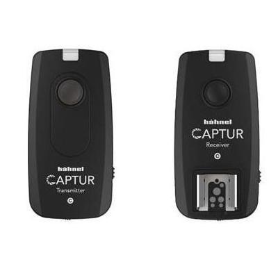 Hahnel camera kit: Captur for Olympus/Panasonic - Zwart