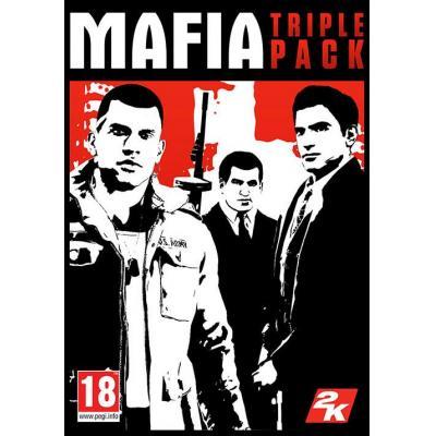 2k game: Mafia Triple Pack