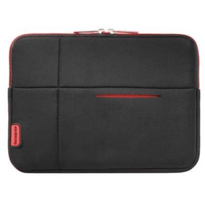 Samsonite laptoptas: Airglow - Zwart, Rood
