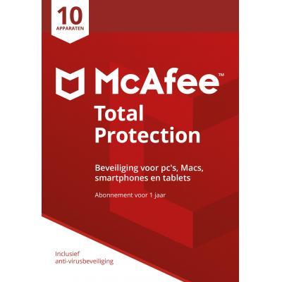 McAfee MTP00DNRXRAA algemene utilitie