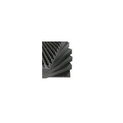 Peli case accessoire: 1600 foam set - Zwart