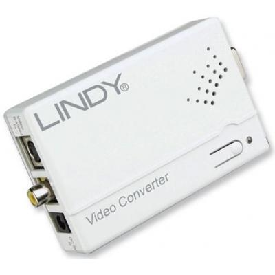 Lindy Video - VGA Converter Video converter - Wit