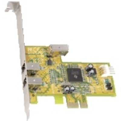 Dawicontrol interfaceadapter: DawicontrolDC-1394 PCIe