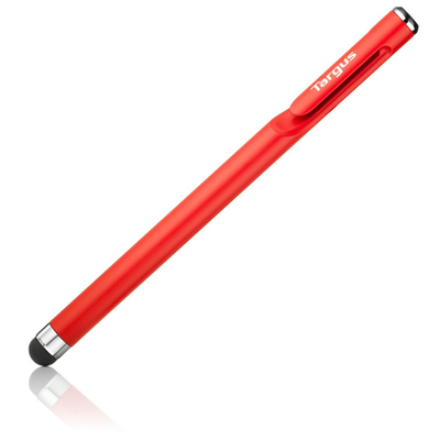 Targus stylus: Stylus For All Touchscreen Red - Rood