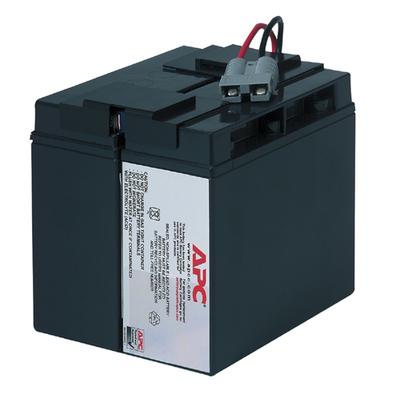 APC Batterij Vervangings Cartridge RBC7 UPS batterij - Zwart