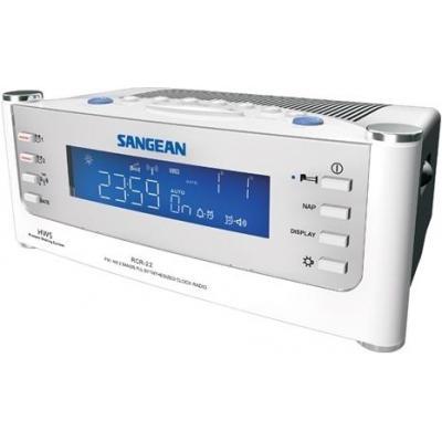 Sangean radio: RCR-22 - Wit