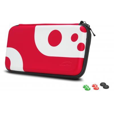 Speed-link game assecoire: Speedlink, CADDY + STIX Protect + Control Kit (Zwart / Rood)  Nintendo Switch
