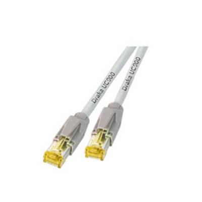 EFB Elektronik 10m, RJ45 Netwerkkabel - Grijs